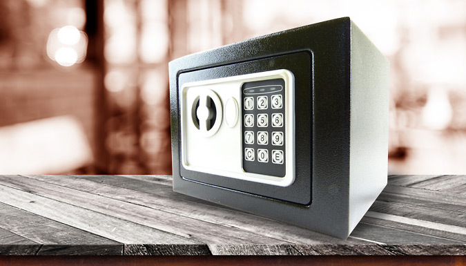 High-Security Electronic Safe