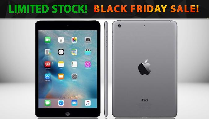 Apple iPad Mini 16GB WiFi from Gold Box Deals