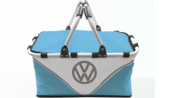 Image of VW Portable Picnic Barbecue Kit + Free Barbecue Tool!