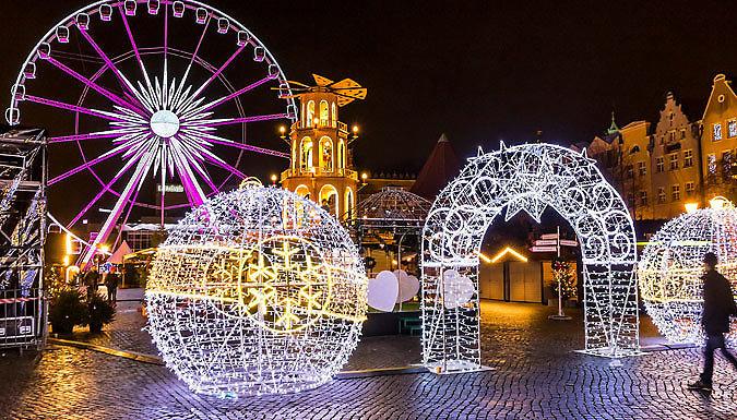 2-3 Night Christmas Market Break Including Hotel & Flights from Jetline Travel