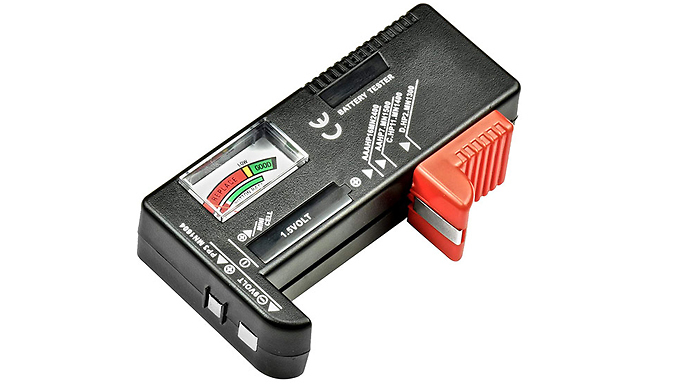 1 or 2 Universal Battery Testing Devices
