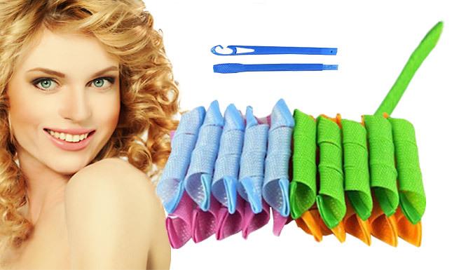 18Piece Hair Curler Kit
