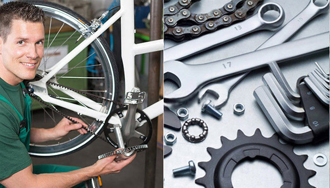 Bicycle Maintenance Online Course