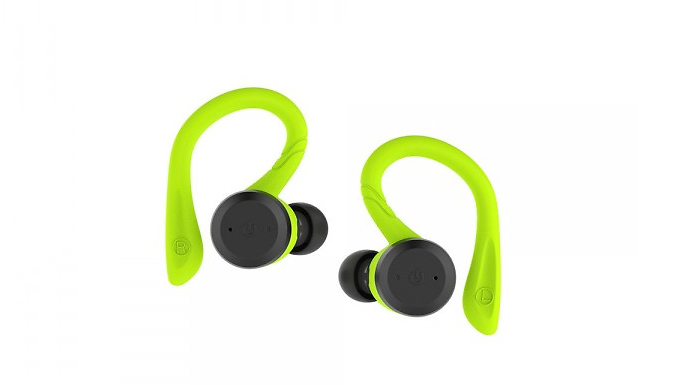 Bluetooth Sports Headphones with Charging Case - 2 Colours