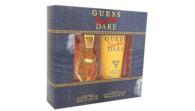 Guess Double Dare Fragrance Gift Set