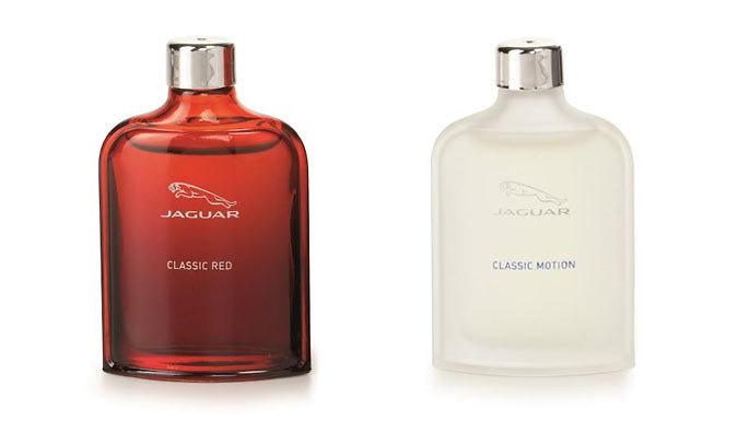 Jaguar Mini Fragrance Set - 4 Bottles