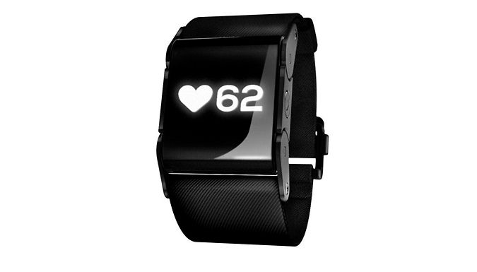 PulseOn Bluetooth Smartwatch Heart Rate Monitor