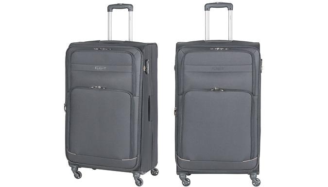 Esclabor Cabin Suitcase - 3 Colours from Mriah LTD