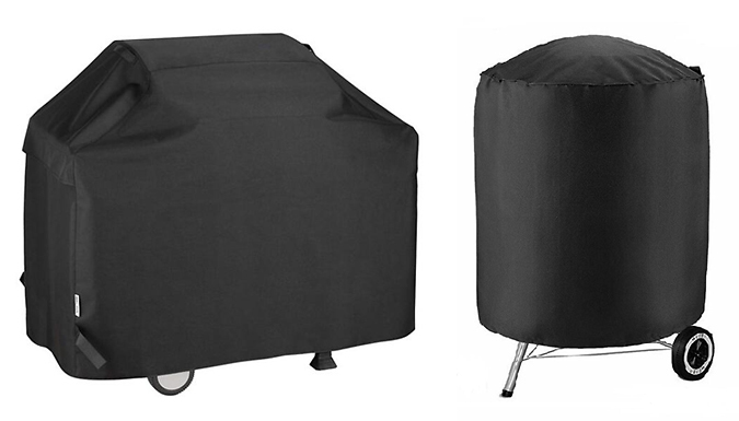 PU Protective Rainproof Barbecue Grill Cover - 8 Sizes