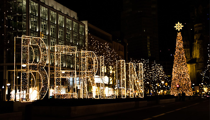 3-4 Night Christmas Market Getaway with Hotel & Flights from Adore Holidays