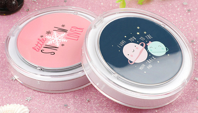 LED Light Compact Makeup Mirror - 9 Options