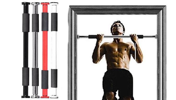 Pro Doorway Pull-Up Bar - 4 Colours