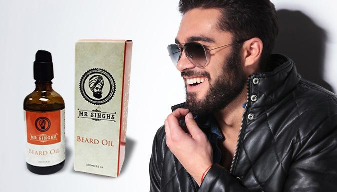 Mr. Singhs Beard Oil 100ml