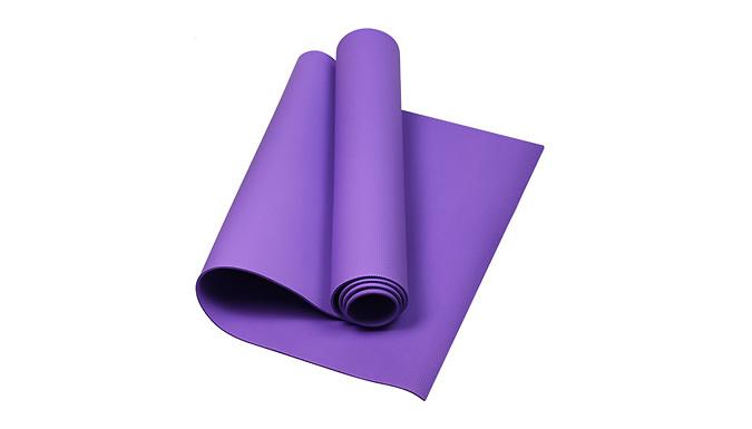 Yoga Mat - 5 Colours from WhoGotThePlan