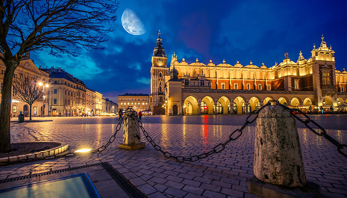 2-4 Night Christmas Market Getaway with Breakfast, 4* Hotel & Flights from Travelodeal Limited