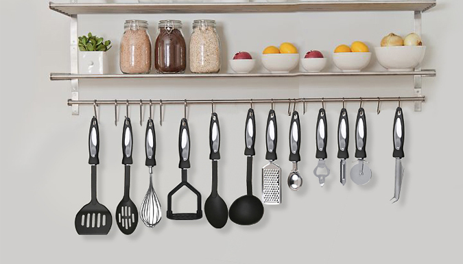 12Piece Kitchen Utensil Set