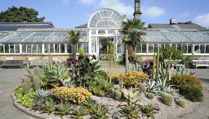 1-Night Stay For Two Plus Dinner, Breakfast and Gardens Entry from The Plough & Harrow Hotel