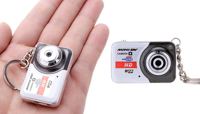 Portable Mini Digital Video Camera  1 or 2