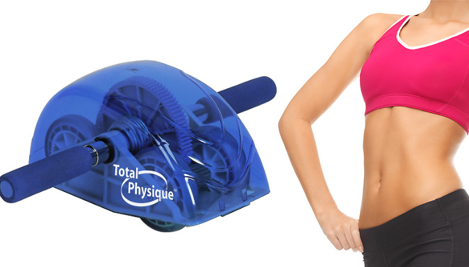 Total Physique Core Roller from Direct Express