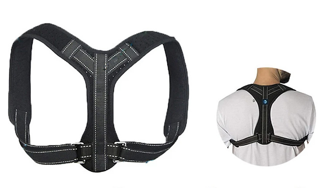 Adjustable Posture Corrector from EClife-Style