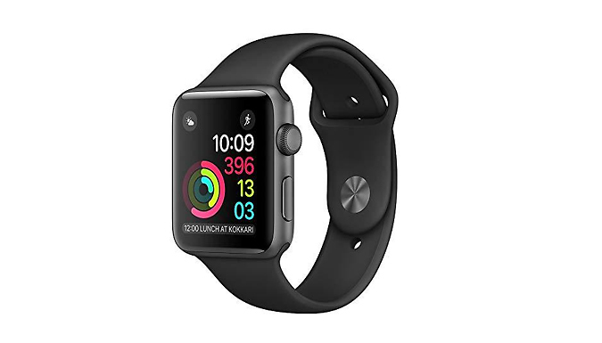 Space Grey Series 2 Apple Watch cheapest retail price