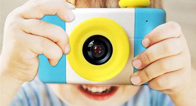 Mini Kids Digital Camera - 2 Colours