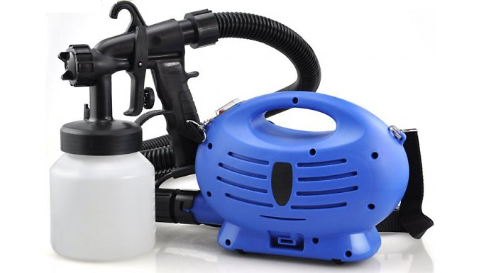 Pro-Paint Electric Paint Sprayer from GoGroopie