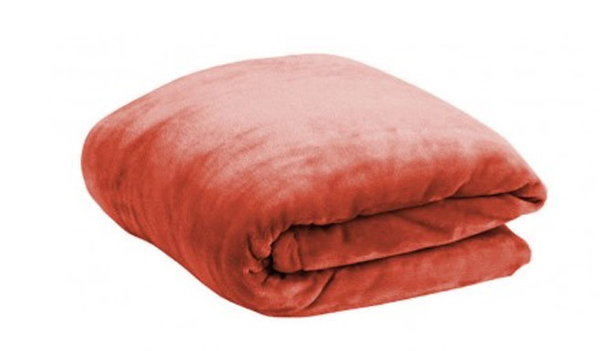 Extra-Large Faux Fur Throw - 7 Colours