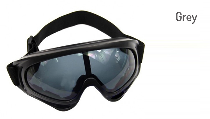 Dustproof UV Anti-Fog Outdoor Goggles - 5 Colours