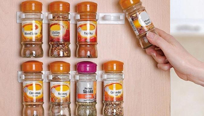 20 Spice Storage Clips