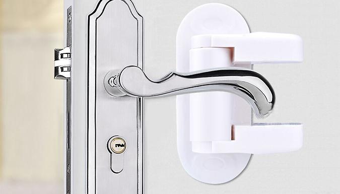 HandyHandle Smart Door Lever Lock - 2 or 4
