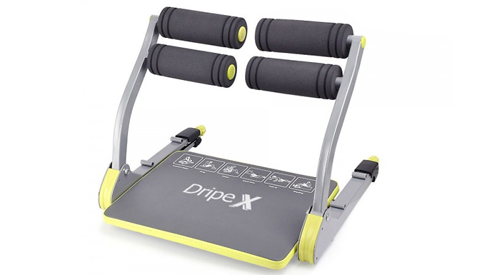 6-in-1 Full Body Workout Machine