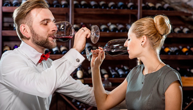 2-Hour Wine Tasting Session For Two - 3 London Venues
