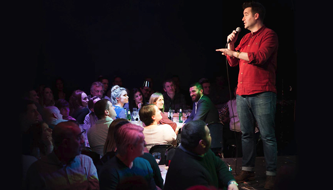 Two or Four Tickets to a Jongleurs Comedy Night - 5 UK Venues