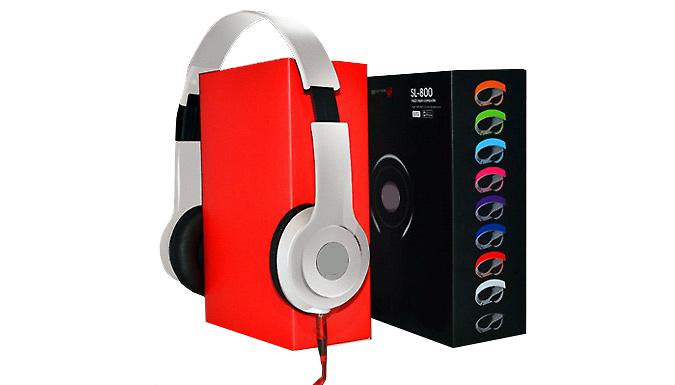 NoiseCancelling Headphones  3 Colours