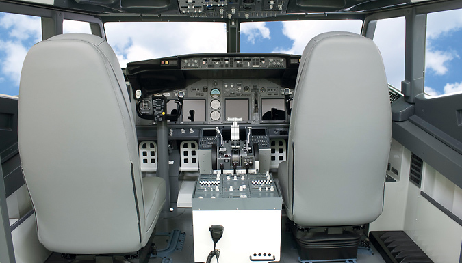 20, 30, 60 or 90-Minute Boeing 737-700 Flight Simulator Experience For Two - London