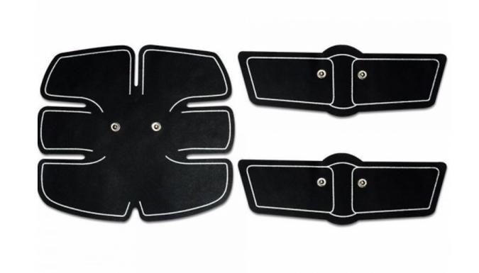 Electric Abdominal Muscle Stimulator - Optional Arm Pads