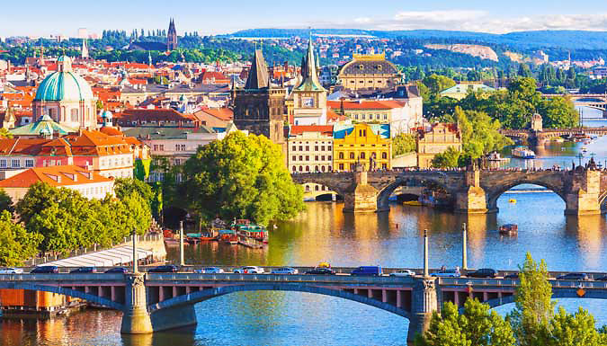 2-3 Night Hotel Stay With Flights from Worldwide Tours & Travel