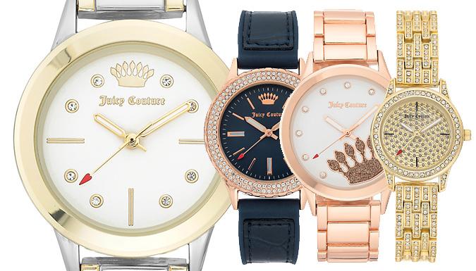 Women's Juicy Couture Designer Watches - 21 Designs