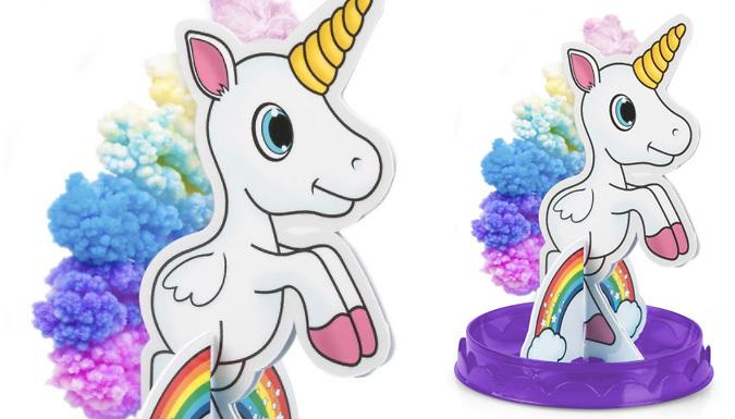 Magical Crystal-Grow Unicorn