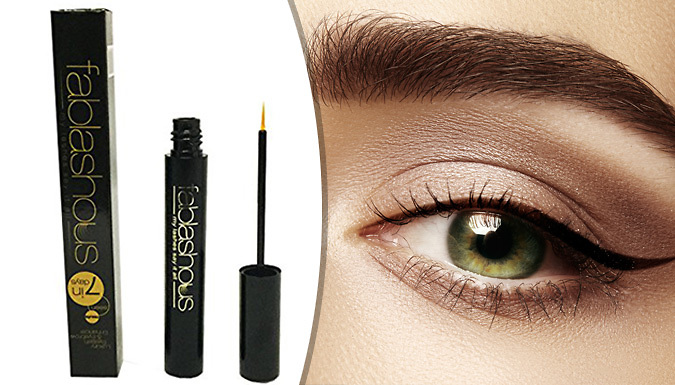 Fablashous Luxury Eyelash and Eyebrow Enhancer