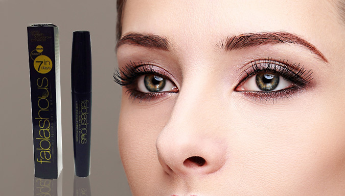 One or Two Fablashous Lash Serum Mascara