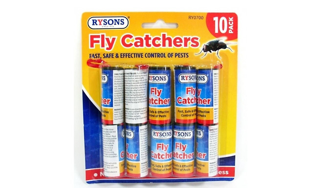 10 or 20-Pack of Mosquito & Insect Catchers