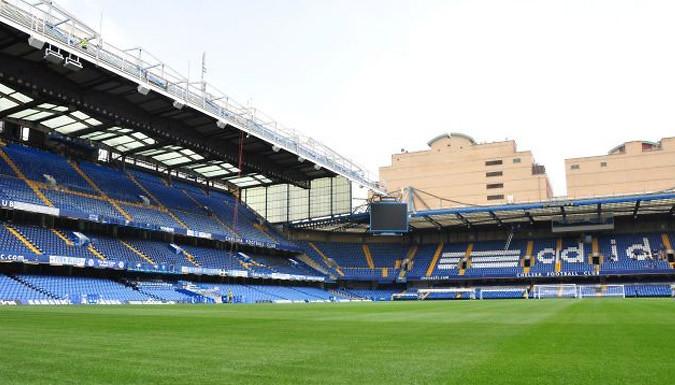 Chelsea FC Football Tour Stamford Bridge Stadium Tour For Two