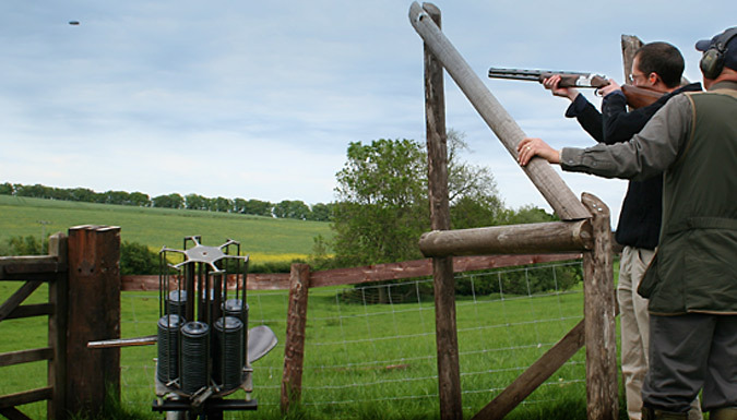 1.5-Hour Clay Pigeon Shooting - 9 UK Venues
