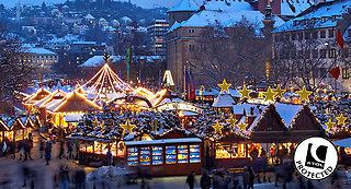 Christmas In Stuttgart Germany.Gogroopie Stuttgart Germany 2 3 Night Christmas Market