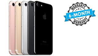 GoGroopie 128GB Apple iPhone 7 Unlocked - 5 Colours