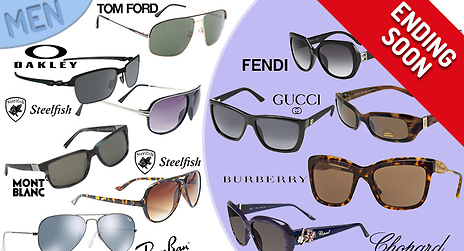 4d77637e87 £10 for a Mystery Sunglasses Deal for him or her - Gucci