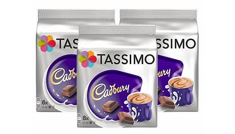 Gogroopie Tassimo Hot Chocolate Mega Pack Cadburys Oreo